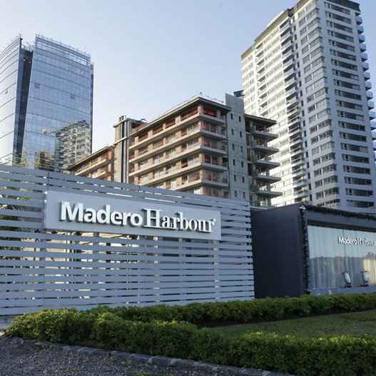 Madero Harbour