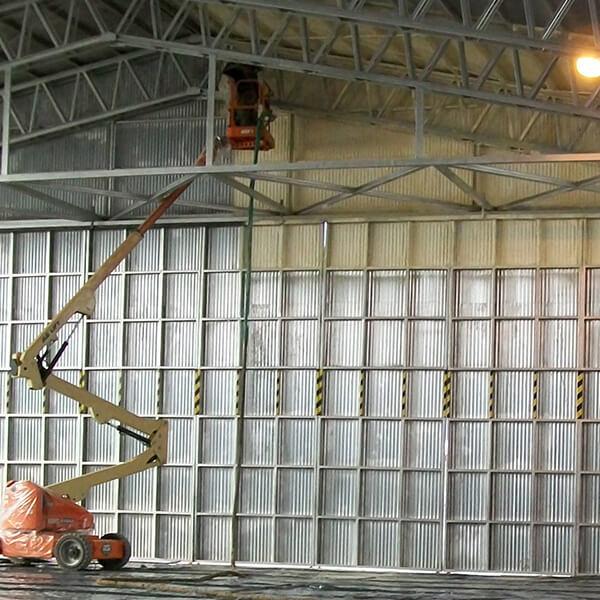 Hangar Prefectura Comodoro
